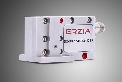 ERZIA TECHNOLOGIES ANNUNCIA IL NUOVO AMPLIFICATORE A MICROONDE A BASSO RUMORE (LNA)