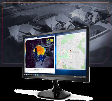 Software avanzato per la creazione di rapporti FLIR Thermal Studio